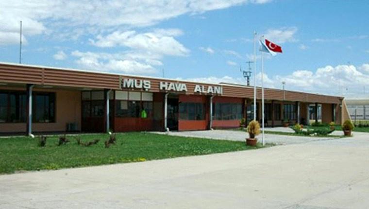 Muş'taki havalimanına Sultan Alparslan ismi verildi