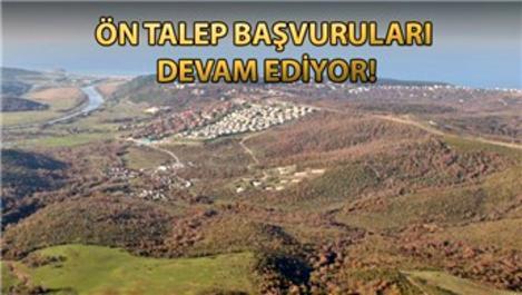 Düşler Vadisi Riva İstanbul Aralık 2024'te teslim edilecek!
