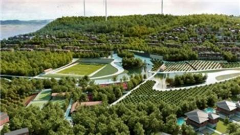Düşler Vadisi Riva İstanbul'da her daireye özel bahçe!