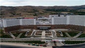 Elazığ Şehir Hastanesi'ne Fethi Sekin'in adı verildi
