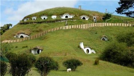 Sivas'ın Hobbit köyü turizme hazır!
