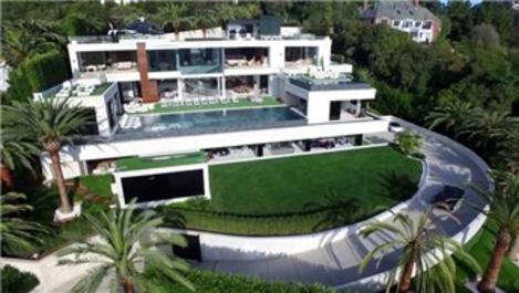 ABD'nin en pahalı evi 'One' görenleri cezbediyor!