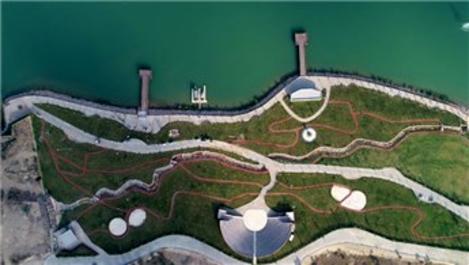 İzmir 'Binali Yıldırım Millet Bahçesi'nde sona yaklaşıldı
