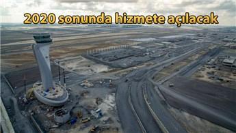 'Halkalı-3. Havalimanı metrosu 6 istasyondan oluşacak'