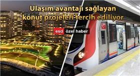 Marmaray'a yakın markalı konut projeleri!
