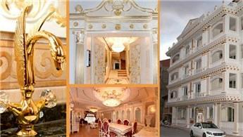 Malatya'da altın kaplamalı binanın maaliyeti 24 milyon TL!