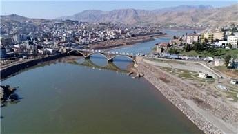 Islah çalışması yapılan Cizre'de muhteşem dönüşüm!
