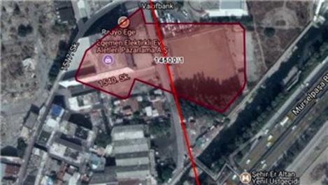 İzmir'de kentsel dönüşüm alanı ihale ediliyor!