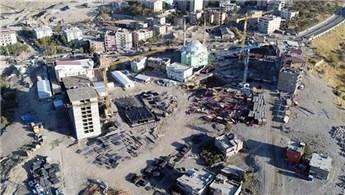 Şırnak'ta teröristlerin yıktığı evler yeniden inşa ediliyor!