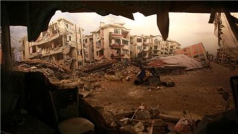 Marmara Depremi'nin yıkıcı etkisi bu müzede anlatılıyor