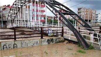 Ordu'daki selde 18 eve yıkım kararı verildi