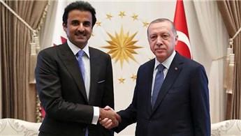 Katar'dan Türkiye'ye 15 milyar dolar yatırım desteği!