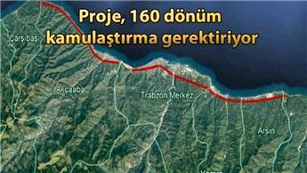 """Trabzon için """"Transit Tüp Geçit Projesi"""" hazırlandı"""