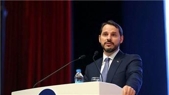Bakan Berat Albayrak yabancı yatırımcıya önemli mesajlar verdi