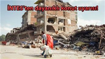 Topraklarımızın yüzde 90'ı deprem riski altında!