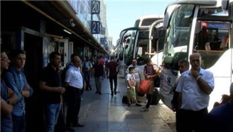Kurban Bayramı öncesi otobüs biletleri tükendi!