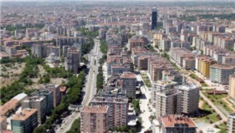 Konya'da 35 adet taşınmaz satılacak!