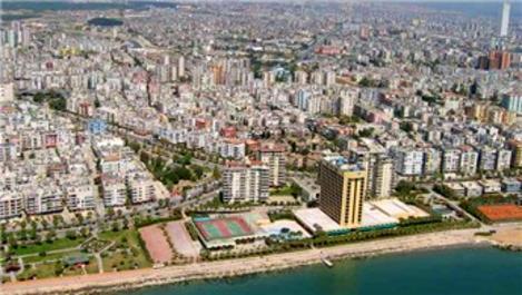 Mersin'de 398.3 bin liradan başlayan fiyatlarla satılık taşınmaz!