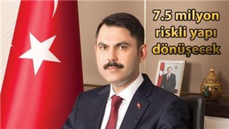 Murat Kurum'dan 17 Ağustos Depremi'ne özel mesaj!