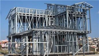 'Çelik konutlar betonarmelere göre daha güvenli'