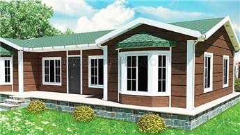 Karmod evler Rusya'da devremülk olarak kullanılacak