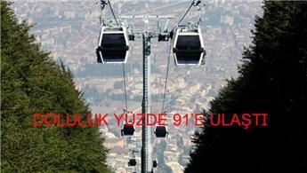 Bursa'daki otelleri Arap turistler doldurdu