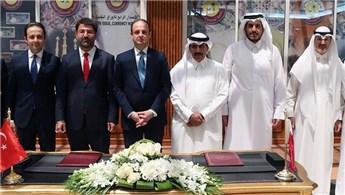 Türkiye-Katar arasında yatırım paketinin ilk adımı atıldı
