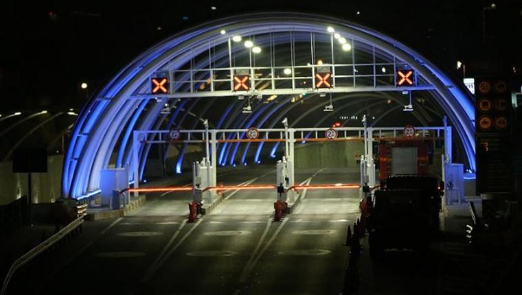 Avrasya Tüneli'nde trafik normale döndü