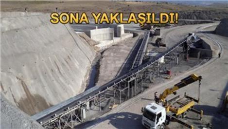 Türkiye'nin en uzun tünelinde sona yaklaşıldı!