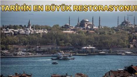 Topkapı Sarayı'nda tarihin en büyük restorasyonu!