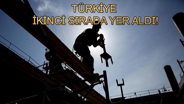 Türk müteahhitleri dünyanın en iyileri arasında!