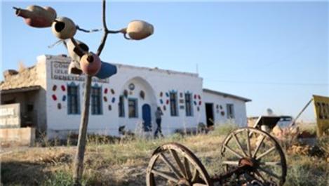 Nevşehir'de işçilerin tazminatı köy sattırdı
