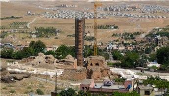 611 yıllık minare yeni yerine taşınıyor!