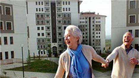TOKİ, emekliyi ev sahibi yapıyor