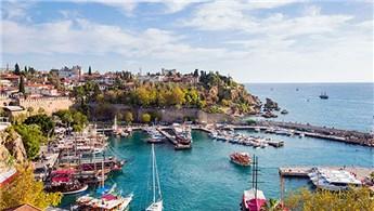 Antalya'da hedef 30 milyon turist!