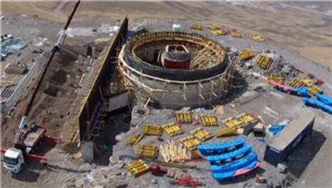 Doğu Anadolu Gözlemevi 2020'de faaliyete geçecek!
