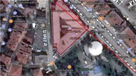 Ankara'da bağımsız bölümle birlikte 2 adet dükkan ihale edilecek!