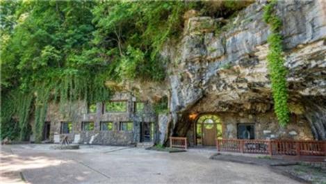 Dünyanın en lüks mağarası: Beckham Creek