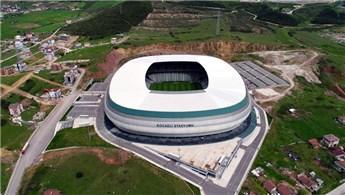 Kocaeli Stadı, ilk defa kapılarını futbolseverlere açacak