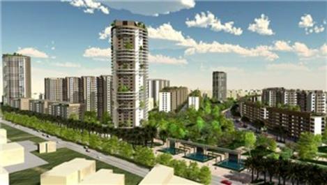 Şanlıurfa Yeşildirek kentsel dönüşüm projesinin ihalesi yapıldı