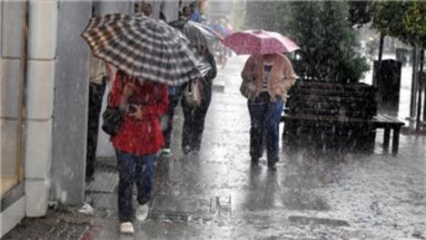 Meteoroloji'den kesin uyarı! Yağmur geliyor