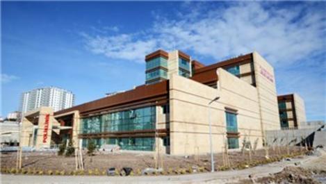 Ankara Pursaklar Devlet Hastanesi birkaç ay içinde hizmet verecek