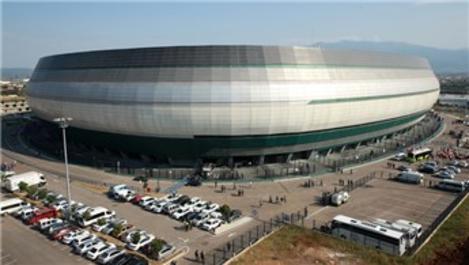 Kocaeli Stadı kapılarını açtı