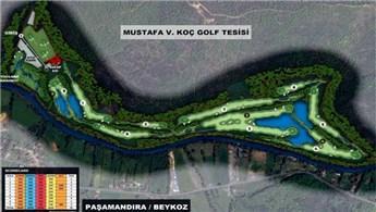 Mustafa Koç'un Beykoz'daki golf projesine ÇED süreci!