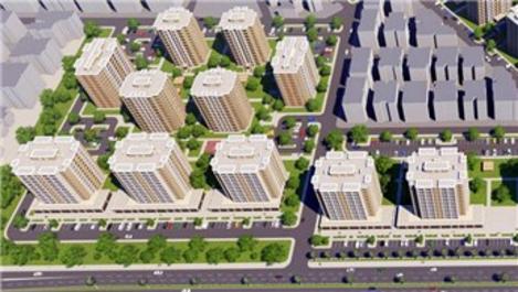 Kentsel dönüşüm kapsamında Şanlıurfa'ya 537 konut inşa ediliyor