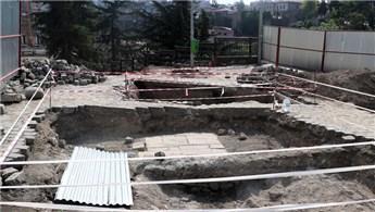 Tabakhane Vadisi'nde kazı çalışması yürütülüyor