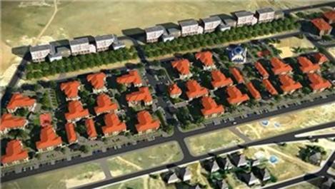 Konya Beyşehir'de emeklilere yönelik TOKİ projesi tamamlandı