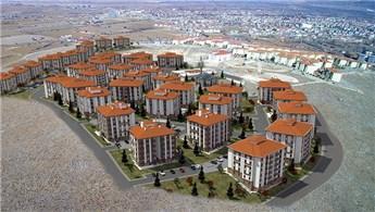 Afyonkarahisar Dinar'da 800 konut için kura çekildi