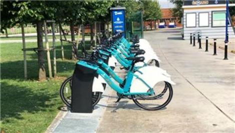 Karaköy'den Sarıyer'e 26 kilometre akıllı bisiklet yolu!