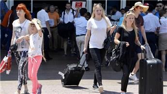 Antalya turist sayısında 9,5 milyonu geçti